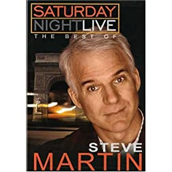 Saturday Night Live: Best of Steve Martin