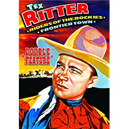 Riders Of The Rockies (1937) / Frontier Town (1937)