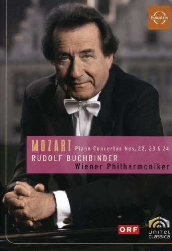Mozart: Piano Concertos Nos. 22, 23 & 24