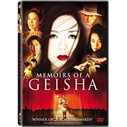 Memoirs of a Geisha (Single Disc Version)