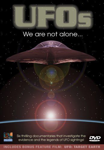 UFOs: We Are Not Alone...