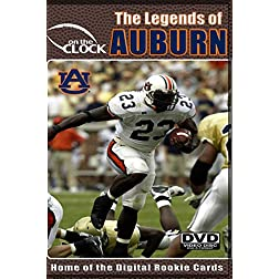 The Legends of the Auburn Tigers
