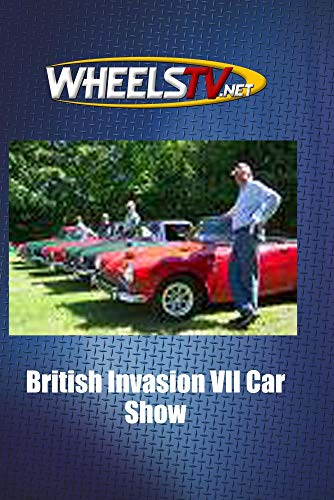 British Invasion VII Car Show