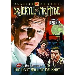 Dr. Jekyll and Mr. Hyde (TV, 1954) (Plus Bonus
