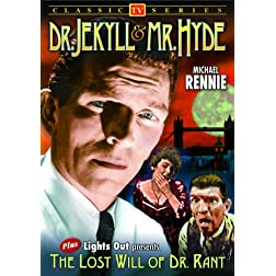 Dr. Jekyll and Mr. Hyde (TV, 1954) (Plus Bonus