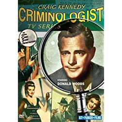 Craig Kennedy - Criminologist