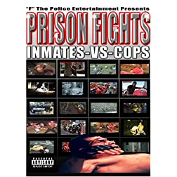 Cornbread Presents Street Heat: Prison Fights, Vol. 2 - Inmates-vs-Cops