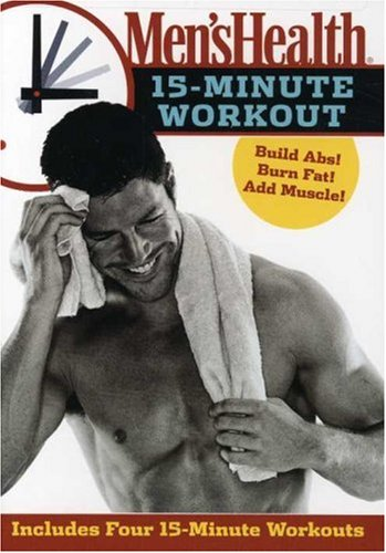 Men's Health: 15 Minute Workout