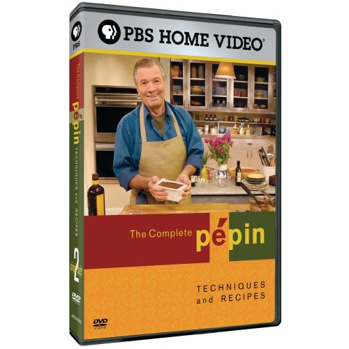 Complete Pepin: Techniques & Recipes (2pc)