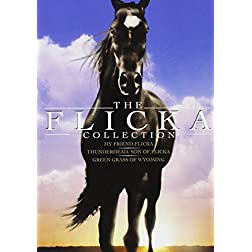 Flicka Family Classics Collection (My Friend Flicka / Thunderhead: Son of Flicka / The Green Grass of Wyoming)
