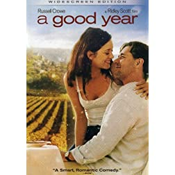 A Good Year (Widescreen Edition)