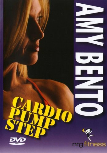Cardio Pump Step: Starring Amy Bento