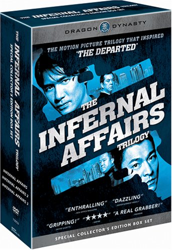 The Infernal Affairs Trilogy (Infernal Affairs 1 / Infernal Affairs 2 / Infernal Affairs 3) (Special Collector's Edition Box Set)