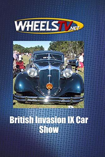 British Invasion IX Car Show