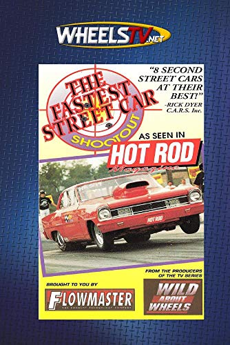 Hot Rod Magazine's Fastest Street Car Shootout