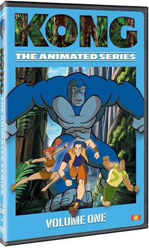 Kong - The Animated Series, Vol. 1