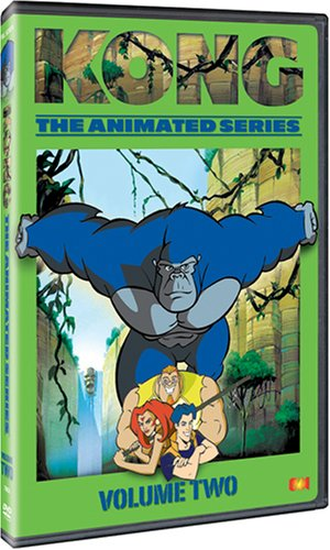 Kong - The Animated Series, Vol. 2