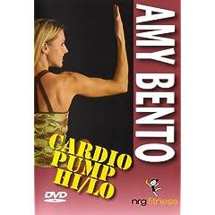 Cardio Pump Hi/Lo - Starring Amy Bento