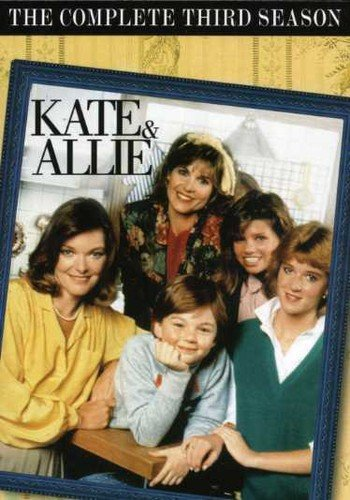 Kate And Allie (Complete Third Season)