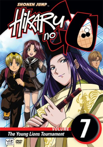 Hikaru No Go 7: The Young Lions Tournament (Dub & Sub)