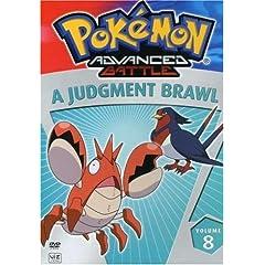 Pokemon Advanced Battle, Vol. 8: A Judgment Brawl!