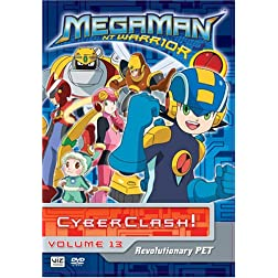 Megaman NT Warrior, Vol. 13: Cyberclash!