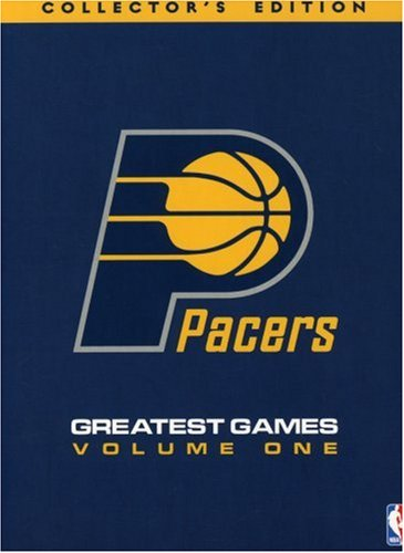 NBA -  Indiana Pacers Greatest Games Collection, Vol. 1
