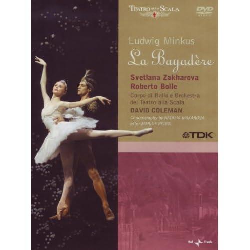 """""""La Bayadère"""" (Teatro Alla Scala di Milano, 2006)"""