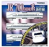 Nゲージ 車両セット JR700系3000形東海道・山陽新幹線のぞみ 基本セット(3両) #92264