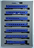 Nゲージ 車両セット 国鉄24系25形100番代特急寝台客車セット 銀帯(7両) #92771