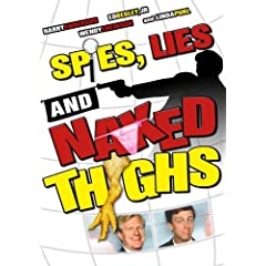Spies, Lies, & Naked Thighs
