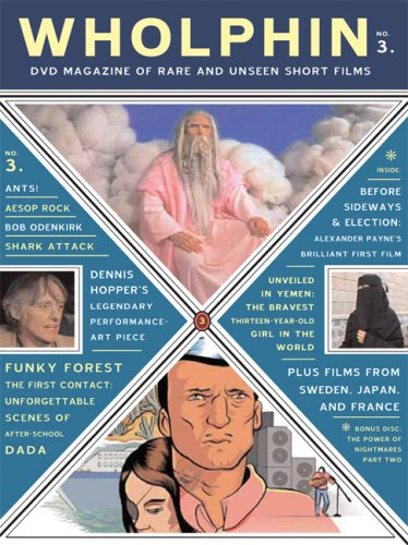 Wholphin, No. 3: DVD Magazine of Rare and Unseen Short Films