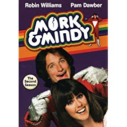 Mork & Mindy - The Complete Second Season