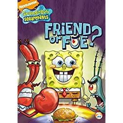 Spongebob Squarepants - Friend Or Foe