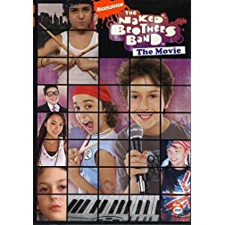The Naked Brothers Band - The Movie (DVD Only)