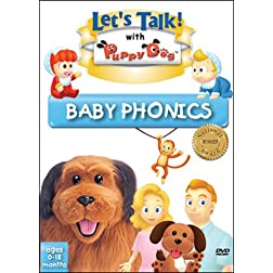 Let's Talk With Puppy Dog - Baby Phonics