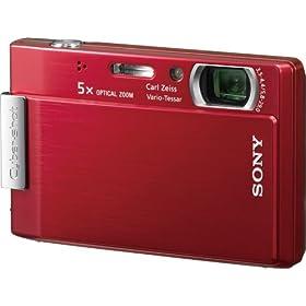 Sony Cybershot DSC-T100 1