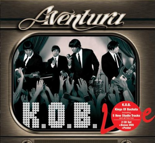 Aventura - Kings of Bachata/K. O. B. 2cds+1d - Zortam Music