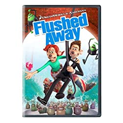Flushed Away (Full Screen Edition)