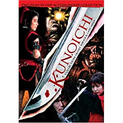 Kunoichi Collection: Kunoichi Deadly Mirage/Lady Ninja