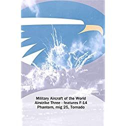 Military Aircraft of the World Airstrike Three - features F-14 Phantom, mig 25, Tornado