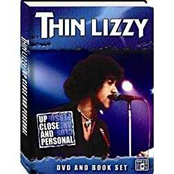 Thin Lizzy: Up Close and Personal
