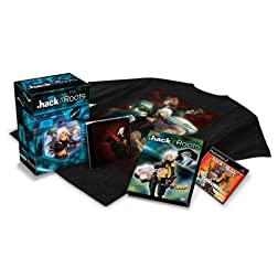 Hack//Roots, Vol. 1 (Limited Edition Boxed Set with T-Shirt, Soundtrack, Art Box, Game Demo)