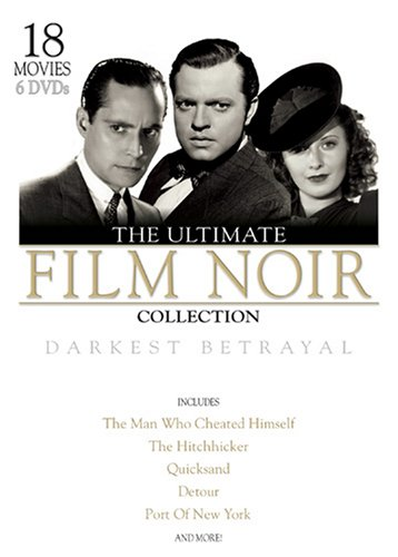 Ultimate Film Noir Collection (6pc)