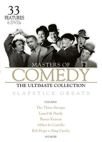 Ultimate Masters of Comedy Collection (6pc)