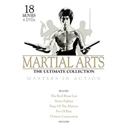 Ultimate Martial Arts Collection (6pc)