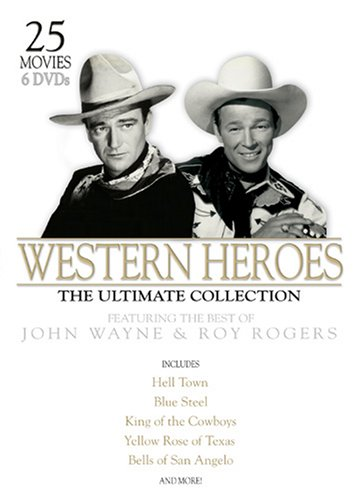Ultimate Western Heroes Collection (6pc)
