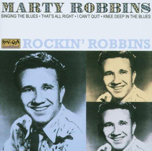 MARTY ROBBINS - Rockin