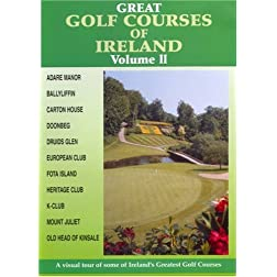 Great Golf Courses of Ireland
