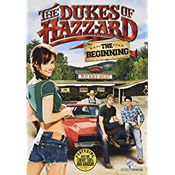 The Dukes of Hazzard - The Beginning (R-Rated Full Screen Edition)